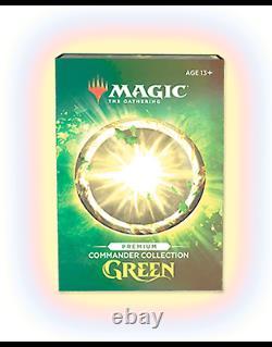 MTG Magic Commander Collection Green Pre-order FOIL PREMIUM