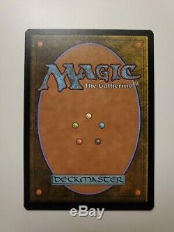 MTG Magic FOIL Force of Will Extended Art Borderless VIP Double Masters NM-M