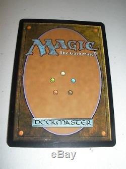 MTG Magic Foil Judge Promo Demonic Tutor x1 LP