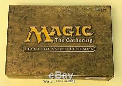MTG Magic From The Vault Legends NEW The Gathering Foil Box Set