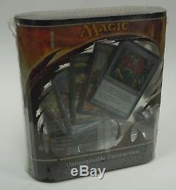 MTG Magic Premium Deck Series Slivers NEW 60 Cards All Foil