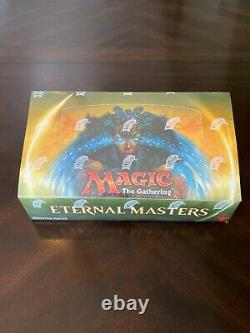 MTG Magic The Gathering Eternal Masters Factory Sealed Booster Box English New
