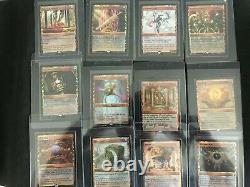 MTG Magic The Gathering Huge vintage Collection 1993-2019 Complete Masterpiece