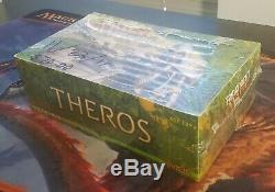 MTG Magic The Gathering (Theros) THEROS Sealed Booster Box