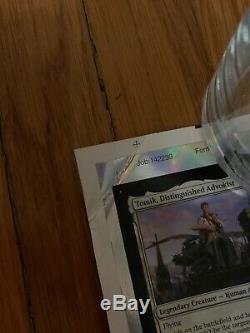 MTG Magic The Gathering War of the Spark Uncut Foil Sheet