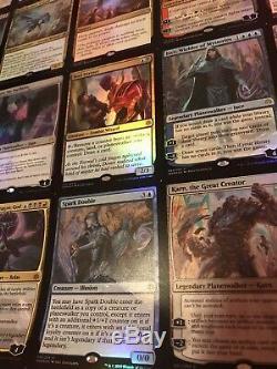 MTG Magic The Gathering War of the Spark Uncut Foil Sheet IN HAND (DAMAGED)