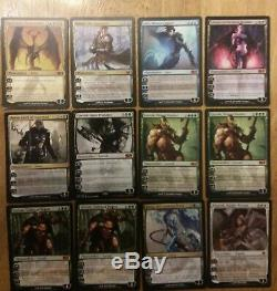 MTG Magic The Gathering collection 1000+ cards Mythic foils rares staples EDH