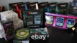MTG, Magic the Gathering, Collection, Repack, All possible cards shown, Mox+++
