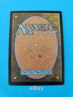 MTG / Mana Crypt / Foil / Masterpiece Series Kaladesh Invention / NM / English