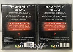 MTG Modern Horizons 2 Collector Booster Box (Full Of Rares & Foils)(Lot Of 2)