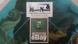 MTG Repack Unlimited Mox Emerald LIMITED AUCTION SERIES #3! 1100 Odds of Power