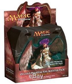 MTG Shards of Alara Block Premium Foil 12 Packs Booster Box Sealed