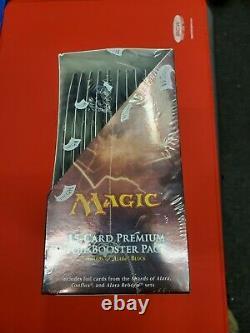 MTG Shards of Alara Block Premium Foil Booster Box Sealed! English