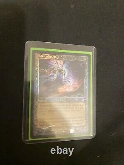 MTG Time Spiral Remastered FOIL Timeshifted Thoughtseize IN HAND RARE Ships Now