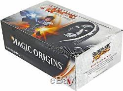 Magic Origins Booster Box (ENGLISH) FACTORY SEALED BRAND NEW MAGIC MTG ABUGames
