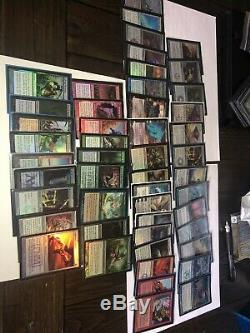 Magic The Gathering All Foil Lot MTG Collection $2500+ Market Value