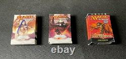 Magic The Gathering Collection Lot 1900+ Cards 1993-2012