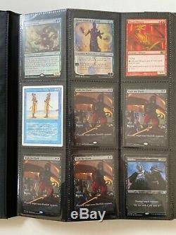 Magic The Gathering Collection MTG Ultimate Guard Binder, Rares, Foils, Promos
