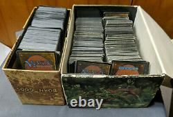 Magic The Gathering Collection Revised, 4th Edition, other sets 1200 cards