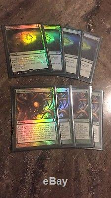 Magic The Gathering Modern Foil Tron Deck