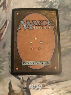 Magic The Gathering Mox Emerald Foil Nm
