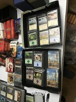 Magic The Gathering Personal Collection (Entire Antique Collection) Alpha Beta