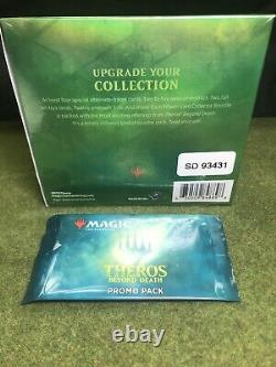 Magic The Gathering Theros Collector Booster Box New Sealed