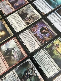 Magic The Gathering War of the Spark Uncut Foil Sheet Mythic Rare Damaged