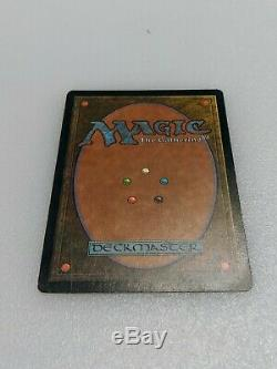 Magic the Gathering Grim Monolith FOIL (NM) Urza's Legacy