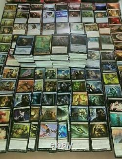 Magic the Gathering Instant Wholesale Collection Lot 4000+ cards, withRares/Foils