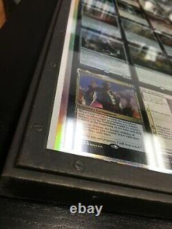 Magic the Gathering MTG Foil Uncut Dominaria Sheet Professionally Framed