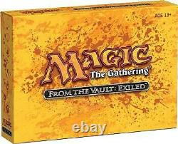 Magic the Gathering MtG TCG From the Vault Exiled Boxed Set