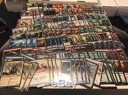 Magic the Gathering Rare Lot (Entire Collection) Rares, Mythic, Foil Rares MtG