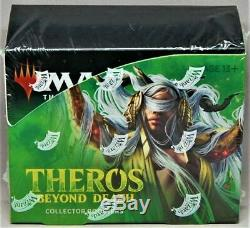 Magic the Gathering Theros Beyond Death Collector Booster Box Sealed 12 Packs