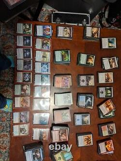 Magic the Gathering card lot Over 1000 cards