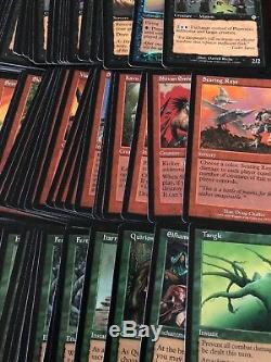 Magic the gathering Cards Collection INVASION lot With Rares & Foils 2000 MTG