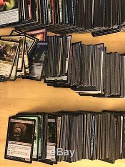 Magic the gathering MTG bulk lot Rares Mostly, Foils Mythics Mixed 3000+ Cards