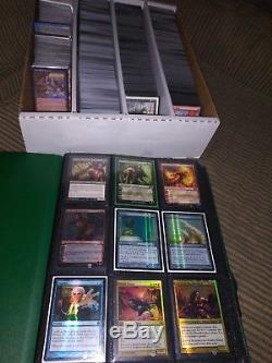 Magic the gathering collection lot, Mythics, rares, foils, lands, Slivers & more