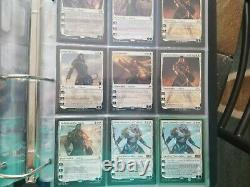 Magic the gathering collection lot with 2500+ card 95%foil