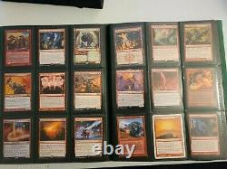 Magic the gathering personal collection, 4600 rares/ mythics, and over 20,00 mix