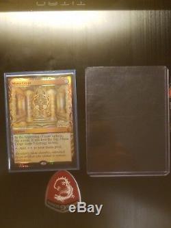 Mana Crypt Masterpiece Series Kaladesh Invention x 1 NM Foil MTG Card