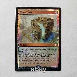 Mana Vault Kaladesh Inventions Masterpiece Foil Mint Mtg magic
