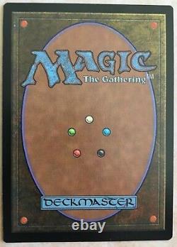Memory Jar FOIL Urza's Legacy MTG Never Played Rare AWESOME CARD MAGIC
