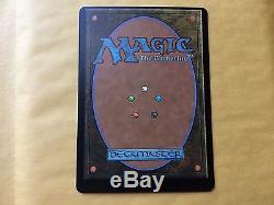 Miscut Unhinged Foil Plains Misprint MTG Magic GENUINE Legacy