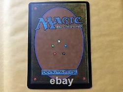Misprint Foil False Prophet PRERELEASE Miscut shifted stamp MTG Magic Card