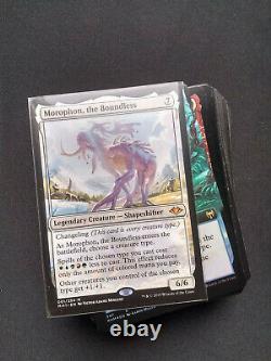 Morophon, The Boundless Custom EDH MTG Commander Deck- With Some Foils + Rares