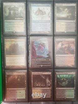 Mtg Binder Collection Modern Commander Legacy