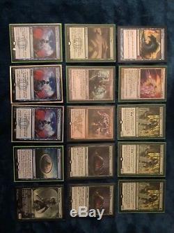 Mtg Card Collection Foil Jace, The Mindsculptor, Eldrazi Titans, Mana Drain