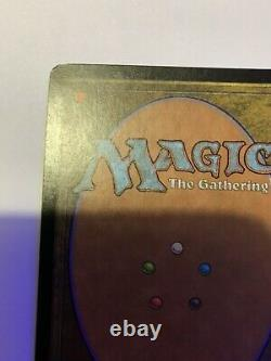 Mtg NM BIRDS OF PARADISE 7th Edition FOIL UNPLAYED