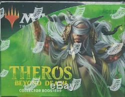 Mtg Theros Beyond Death Collector's Edition Sealed Box (eng) Ships Now
